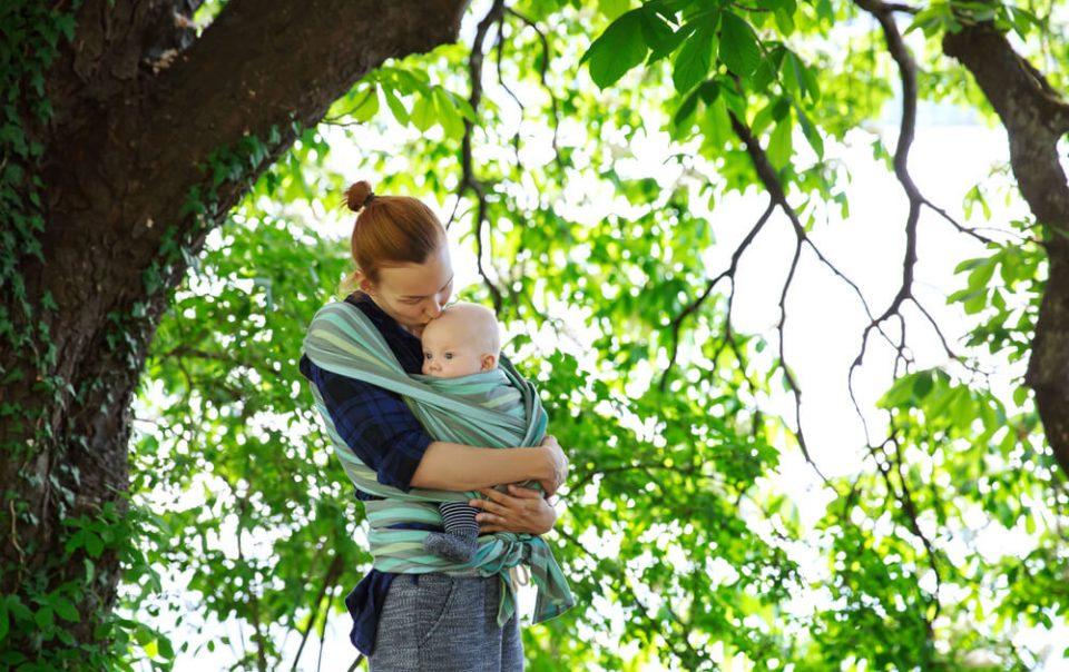 sostenibiltà e maternità